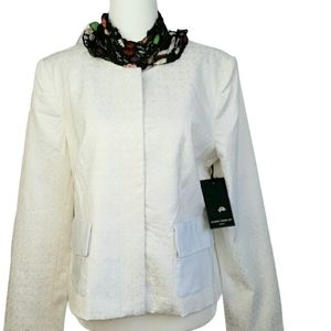 Mario Serrani Jacket Blazer Winter White